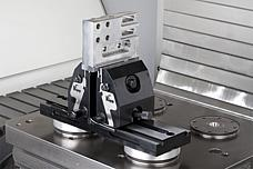 KIPP 5-axis compact clamping system