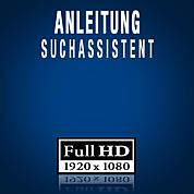 Video Anleitung Suchassistent